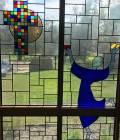 Glass window joy